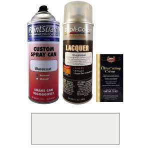 12.5 Oz. Sheer Silver Metallic Spray Can Paint Kit for 2010 GMC Yukon