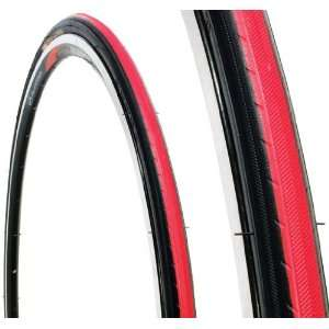 Kenda Koncept 700 x 23c (K191) Wire Bead, Black & Red Road Tire