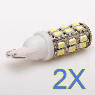 25 SMD LED White Car Wedge Light Bulb T10 12V W5W