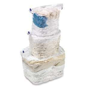 Honey Can Do VAC 01302 Five Vacuum Packs in Clear: Kitchen
