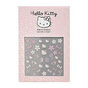Hello Kitty Nail Art Stickers Modern Icons Arts, Crafts