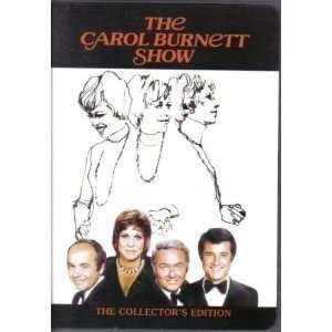 The Carol Burnett Show Episode 707 and Episode 1018 DVD
