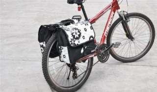 28L Cycling Bicycle Bag Bike rear seat bag pannier NEW