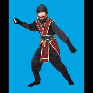 Samurai Ninja Medium 8 10 Halloween Costume Child Boy