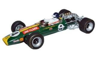 Scalextric C3206 Lotus Cosworth 49 Jim Clark Slot Car