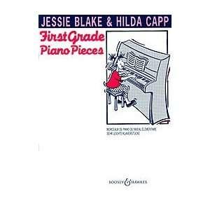 First Grade Piano Pieces Composer Hilda Capp Sports & Outdoors