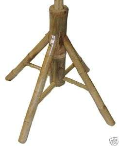 New Bamboo Umbrella Stand for Tiki Umbrella Palapa