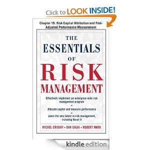 Risk Capital Attribution and Risk Adjusted Performance Measurement