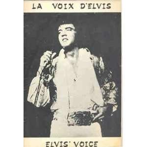 elvis elvis presley french fan club magazine: robert caron: Books