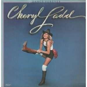 DANCE FOREVER LP (VINYL) UK CAPITOL 1979 CHERYL LADD Music