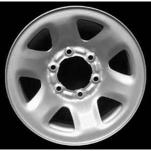 99 04 TOYOTA TACOMA STEEL WHEEL RH (PASSENGER SIDE) RIM 15