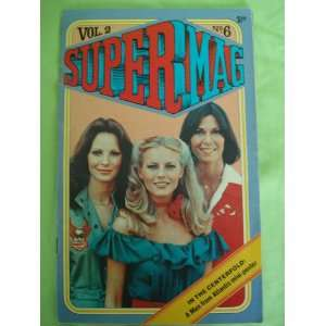 1978 Charlies Angels Jaclyn Smith Cheryl Ladd Kate Jackson SuperMag