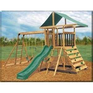 Gorilla Playsets   Jungle Adventure I Swing Set Toys & Games