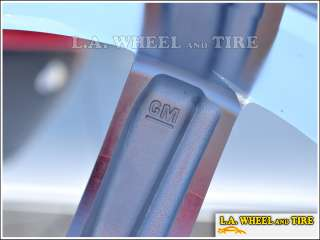 Chevrolet Tahoe / GMC Yukon 18 OEM Chrome Wheels Set