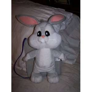 Looney Tunes Baby Bugs Bunny & Book Plush