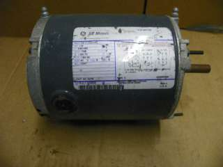 NEW GE GENERAL ELECTRIC MOTOR 5K33GN45 1725RPM 1/4HP 3 PH 48Z