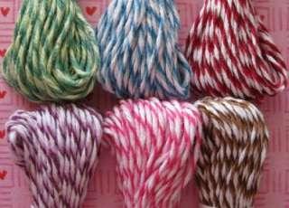 Trendy Twine Original Mini Pack {Pink, Red, Green, Purple, Brown, Blue