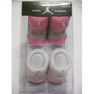 Nike Jordan Booties Girl Boy Baby Infant 3 6 Months with