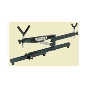 Steady Point Shooting Rest with Gun Vise Sports & Outdoors