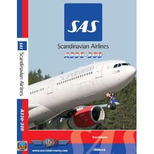 SAS Scandinavian Airlines Airbus A330 300:  , Just Planes: Movies & TV