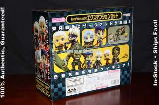 Nendoroid Petite Fate/Stay Night   Extension Anime Action Figures