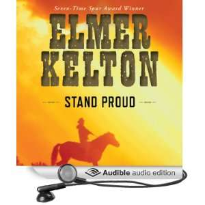 Stand Proud (Audible Audio Edition) Elmer Kelton, Jason Culp Books