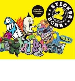 Sticker Bomb 2 by Studio Rarekwai   BRAND NEW