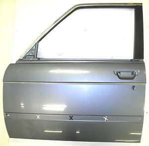 DOOR FRONT LEFT DRIVER WILL SHIP BMW E28 528 533 535 M5 82 87