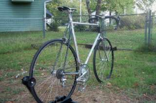 ITALIAN ROAD BIKE, SHIMANO 600 GROUP, FIR BICYCLE WHEELS ,