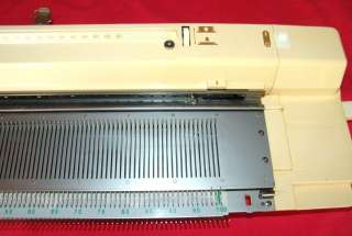 BROTHER ELECTROKNIT KH 910E KNITTING MACHINE KNITTER KNITKING