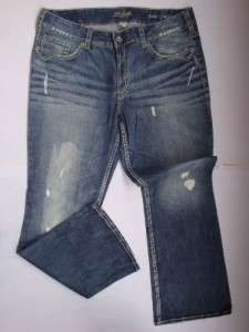 Silver Jeans Suki Surplus Boot Cut Brand New Without Tags