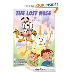 The Lost Nose P.J Tye, David Tye  Kindle Store