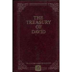 C. H. Spurgeons Treasury of David in Two Volume Set Books