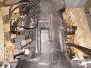 2000 International AT545 Allison Transmission AT542