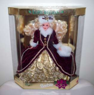1996 Happy Holiday Barbie Doll Special Edition MIB