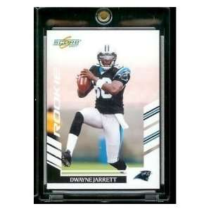 2007 Score # 376 Dwayne Jarrett   Carolina Panthers   NFL