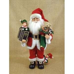 Karen Didion originals Story telling Santa Claus with