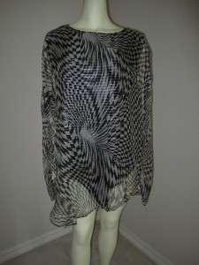 Plus Size Alain Weiz 2pc Beaded Formal Party Silk Ruffle Jacket Dress