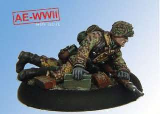 Darkson Designs AE WWII German Wehrmacht MG42 Team