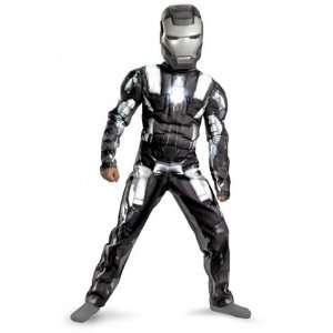 War Machine Classic Muscle Costume Style# 11717 (10 12) Toys & Games
