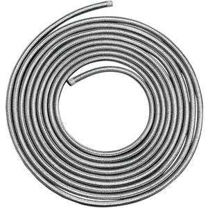 Specialties Stainless Steel Braided Hose   5/16 x 3/Stainless Steel