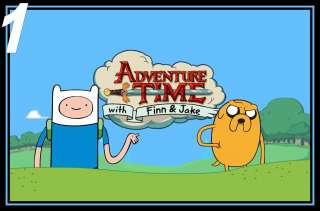 Adventure Time Custom Made T Shirts, Youth XS, S, M, L & XL
