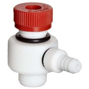 Safe Lab Therm O Vac Port Adapter, 8mm Hole Opening: