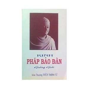 Kinh Phap Bao Dan Giang Giai Hoa Thuong Thich Thanh Tu
