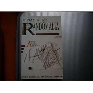 Randomalia (9789653560031) Miriam Arad Books