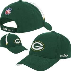 Green Bay Packers NFL Reebok Coaches Adjustable Hat