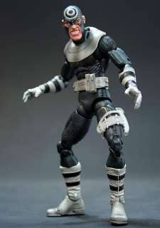 2005 TOY BIZ MARVEL LEGENDS SERIES 9 BULLSEYE VARIANT