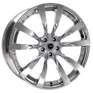 20 Dale Earnhardt Jr. Style DMP Chrome Custom Wheels