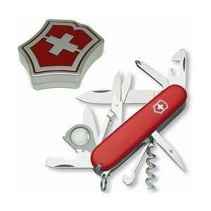 Swiss Army Explorer in Logo Gift Box