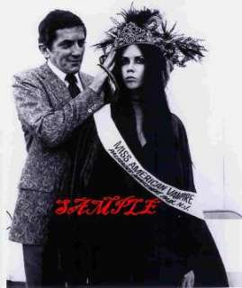 DARK SHADOWS JONATHAN FRID PHOTO CROWNING MISS VAMPIRE
